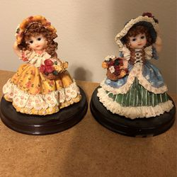 Set Of 2 Doll Statues for Sale in Sugar Land,  TX