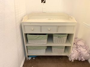 Pottery Barn Kids Changing Table for Sale in Upland, CA