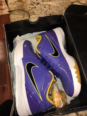 Kobe iv undft mens Sz 7 for Sale in Atlanta, GA