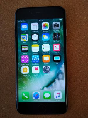 iPhone 5s unlocked. The home button is an app you touch instead of the button for Sale in Richardson, TX