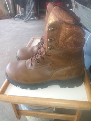 Work boots for Sale in Austin, TX
