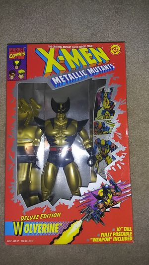 """Wolverine 10"""" tall Deluxe Edition Collectable for Sale in Ada, OK"""