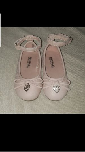 Michael Kors Raindrop Toddler Shoes for Sale in Utica, NY
