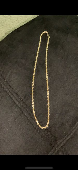 14k gold chain for Sale in Tacoma, WA