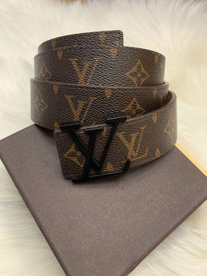 Large Leather Men's Belts Size 42-44 for Sale in Cedar Hill, TX