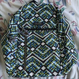 Vera Bradley Rain Forest Backpack Retired EXCELLENT CONDITION for Sale in Centreville, VA