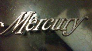 Car emblem MERCURY. Insignia for Sale in Pepper Pike, OH
