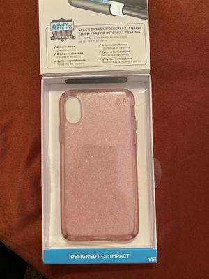 iPhone X/XS case for Sale in Lodi, CA