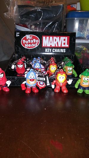 Marvel key chain for Sale in Dallas, TX