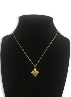 14k Peridot Necklace for Sale in Alexandria, VA
