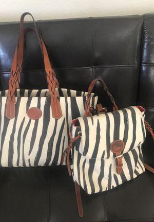Dooney & Burke Tote & Backpack for Sale in Henderson, NV