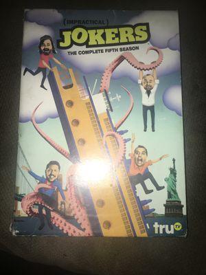 Impractical Jokers Season 5 for Sale in Parma, OH
