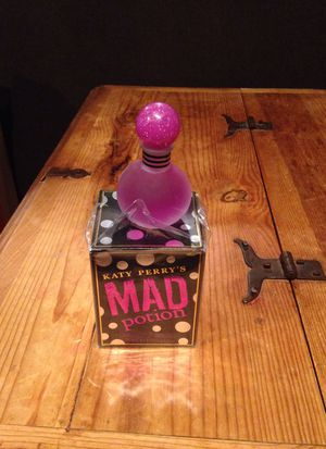 """AUTHENTIC KATY PERRY PERFUME """"MAD POTION"""" for Sale in Lockport, NY"""