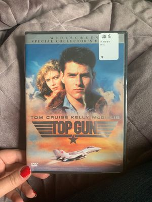 Top Gun DVD for Sale in Lynchburg, VA