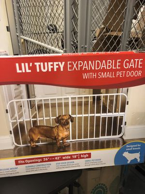 Pet gate - expandable - brand new! for Sale in New York, NY