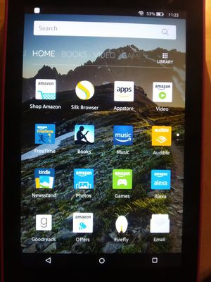 *** Amazon Kindle Fire Tablet *** for Sale in San Antonio, TX