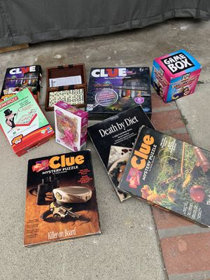 Puzzles and games for Sale in Anaheim, CA