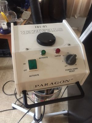 Paragon facial body steamer with magnifying light for Sale in Lakeside, CA