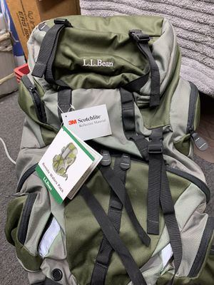 L.L. BEAN Remote Waters Fishing Backpack and Switchpack front component for Sale in Santa Ana, CA
