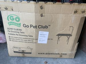 Pet stand for grooming for Sale in Dunedin, FL