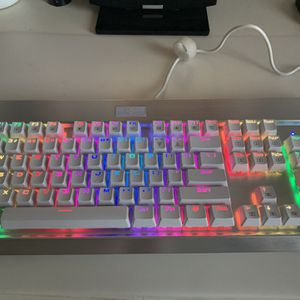 Mechanical Keyboard With RGB Lighting for Sale in Norman, OK