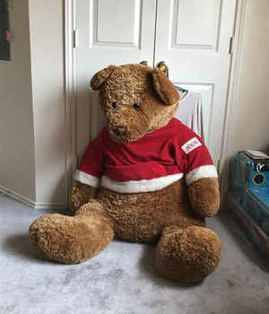Giant Teddy Bear [Still Available as of 2019!] for Sale in Coppell, TX