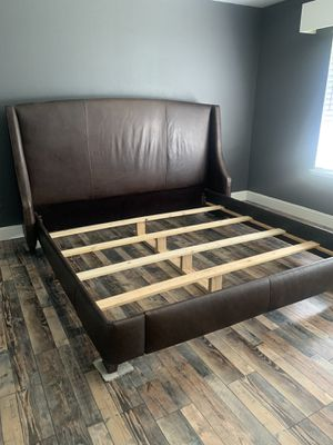 Eastern King Bed Frame for Sale in Oceano, CA