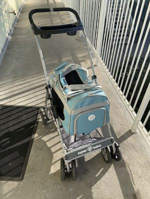 Dog Stroller with Detachable Bag for Sale in Anaheim, CA