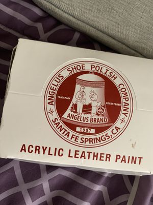 Angelus Leather Paint for Sale in Fresno, CA