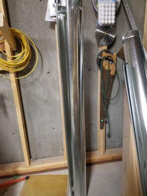 New galvanized pipe for Sale in Las Vegas, NV