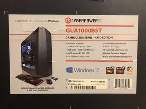 CyberPower Gaming PC for Sale in Austin, TX