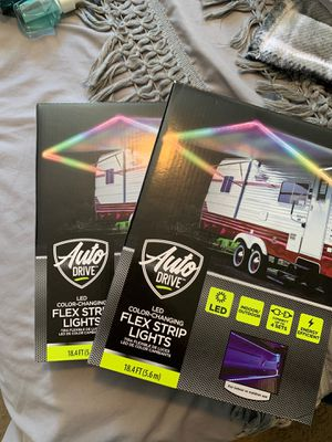 Color changing flex lights for Sale in Rio Linda, CA