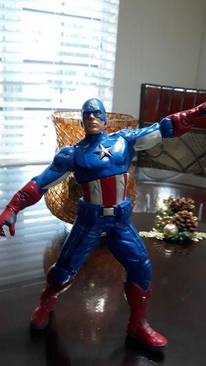 Captain America action figure for Sale in Palmetto Bay, FL