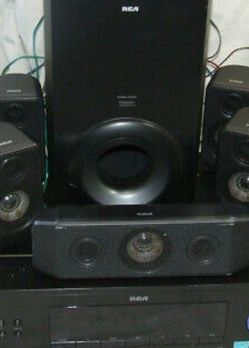 Rca Surround Sound 1000 Watts for Sale in Cumberland,  VA