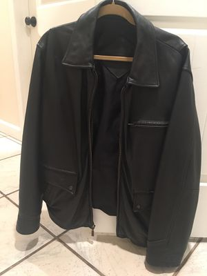 Mens Large Leather Jacket for Sale in Phoenix, AZ