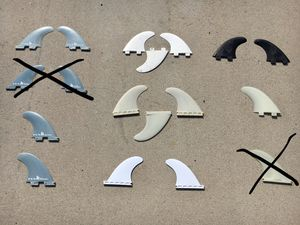 FCS 2, FCS, Futures Surfboard Fins for Sale in Oceanside, CA