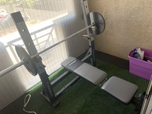 Olympic Weight Bench for Sale in Sun City, AZ