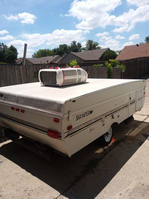2001 skamper sport pop-up up camper for Sale in Garland, TX