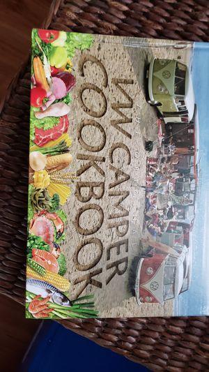 VW camper cookbook for Sale in Kaneohe, HI