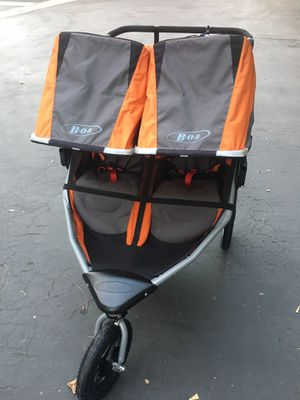 BOB Pro Flex Double Stroller for Sale in Buena Park, CA