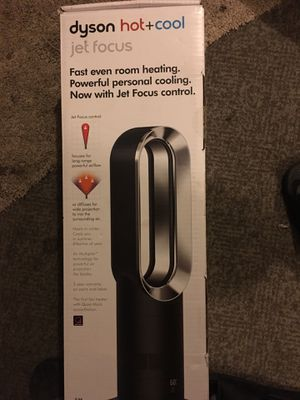Dyson Hot & Cool jet focus fan for Sale in Bremerton, WA