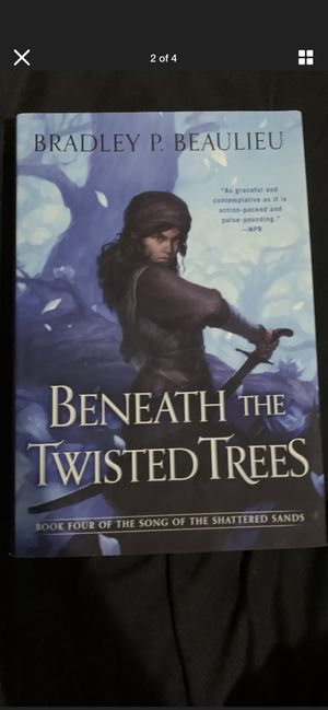 Beneath The Twisted Trees: Songs Of Shattered Sands for Sale in Chicago, IL