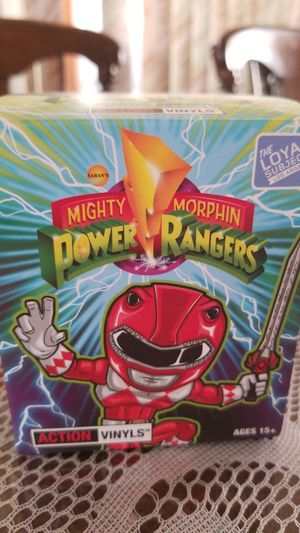Mighty Morphin Power Rangers X the loyal subjects for Sale in Los Angeles, CA