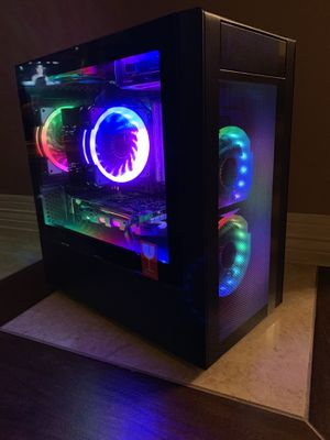 Brand New Custom RGB Cooler Master Gaming Computer for Sale in Houston, TX
