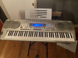 Casio WK-3200 Electronic Keyboard for Sale in La Grange, IL