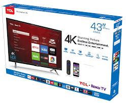 43inch TCL Roku TV for Sale in Woodbridge, VA