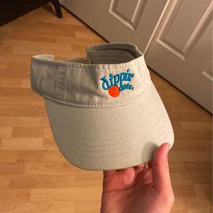 Dippin Dots Ice Cream Cute Funny Rare Visor Hat for Sale in San Jose, CA