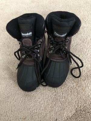 Kids snow boots for Sale in Darnestown, MD