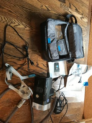 Res med air sense 10 CPAP Brand new plus supplies for Sale in Mercer Island, WA