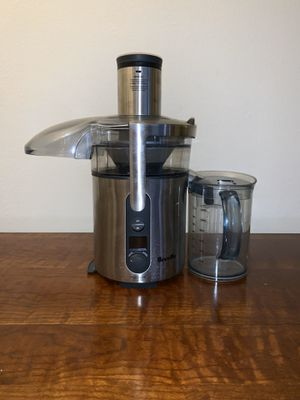 Breville BJE510XL juicer for Sale in Los Angeles, CA
